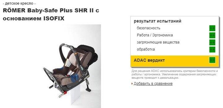 britax romer baby safe plus shr ii. Black Bedroom Furniture Sets. Home Design Ideas